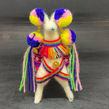 Load image into Gallery viewer, Decorated Llama 5.5""