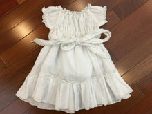 Load image into Gallery viewer, Little Girls Organic Cotton Dress