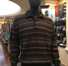 Load image into Gallery viewer, 100% Alpaca Men's Sweater