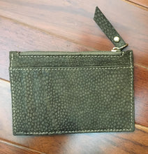 Load image into Gallery viewer, Genuine Mahi Mahi Fish Leather Zipper Wallets