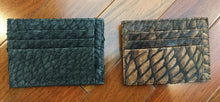Load image into Gallery viewer, Genuine Arapaima and Mahi Mahi Fish Leather Wallet