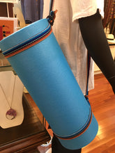 Load image into Gallery viewer, Handmade Adjustable Yoga Mat Strap