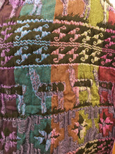 Load image into Gallery viewer, Multi-Color Cotton Blend Andean Scarf