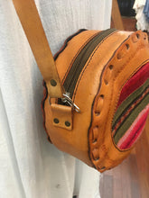 Load image into Gallery viewer, Leather Crossbody Purse