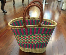 Load image into Gallery viewer, Handcrafted African Woven Bag