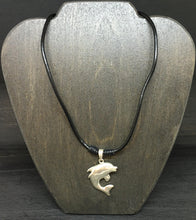 Load image into Gallery viewer, Sterling Silver Unisex Pendant Necklace