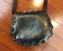 Load image into Gallery viewer, Handmade Leather Peruvian Purse