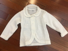 Load image into Gallery viewer, Hand Knitted Girls Cardigan