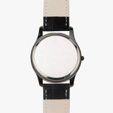 Black Type Classic Quartz Watch