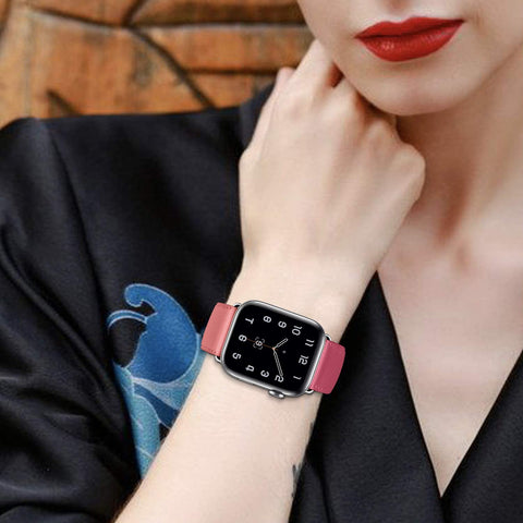 Leather Loops Apple Watch