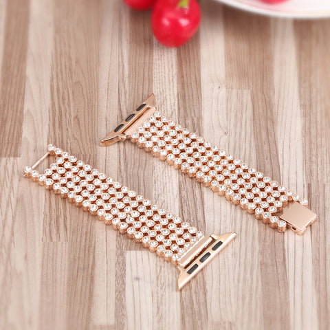 rose-gold-diamond-apple-watch-band