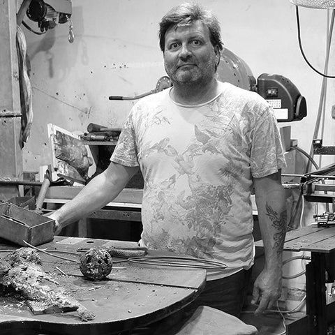 Philippe Buil, sculptor