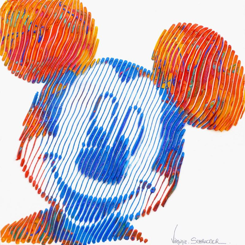 Mickey Mouse my Friends