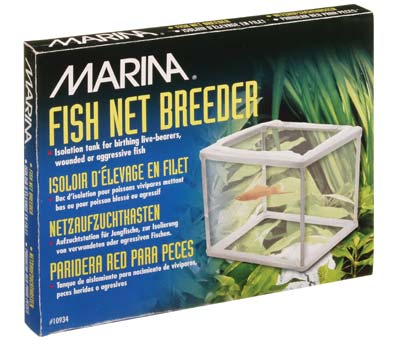 Live Bearer Fish Breeding Traps