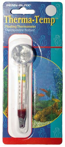 Glass Aquarium Thermometer