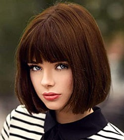 Bob synthetic wigs