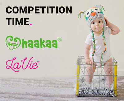 Haakaa and LaVie giveaway