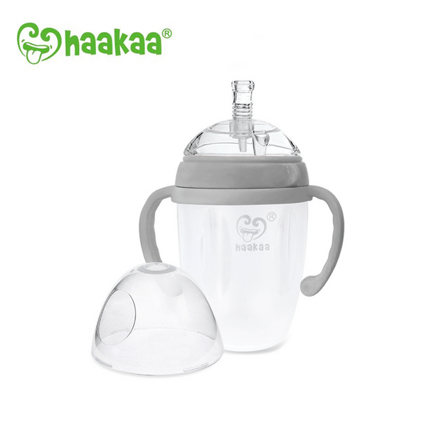 Haakaa Generation 3 Sippy Spout Bottle 250ml