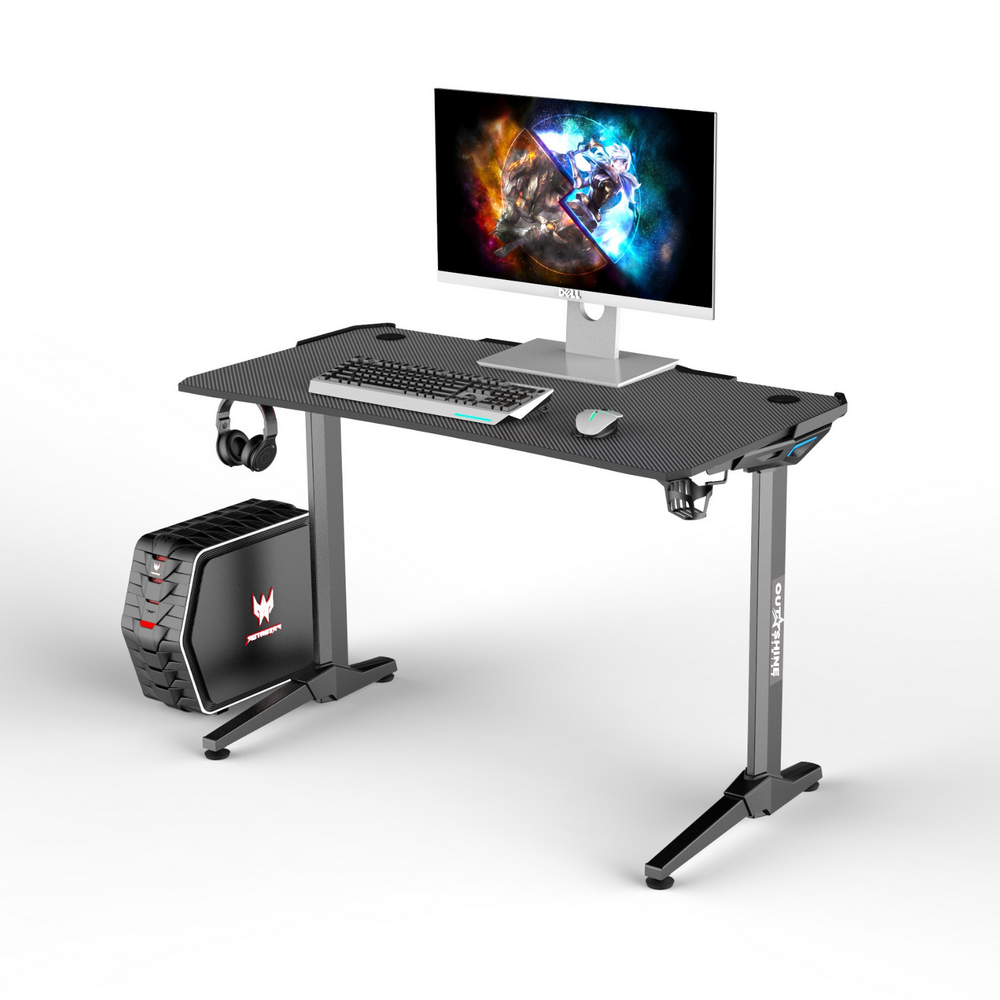 Load image into Gallery viewer, Entity Gaming Desk - Outshine Gaming