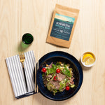 Thai Beef Salad + Australian Bone Broth Natural Beef Freeze-dried powder