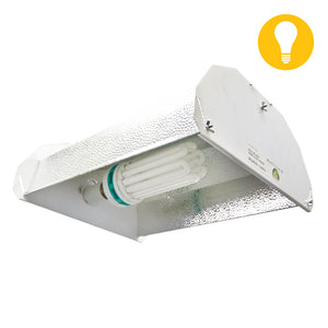 125W CFL Bulb & Reflector Package - Oklahoma Growers Supply
