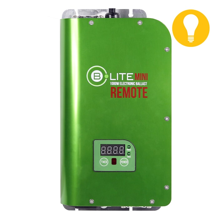 B.Lite 1000W Mini Ballast (Remote Capable)