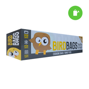BirdBags Turkey Bag (18x20 10/pk)