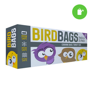 BirdBags Turkey Bag (18x24 25/pk)