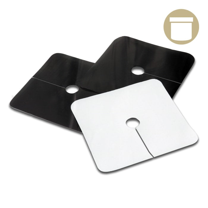 6'' Square Grow Lids (pack of 40)