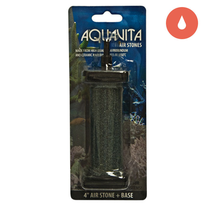 AquaVita 4'' Cylinder Air Stone w/ Base