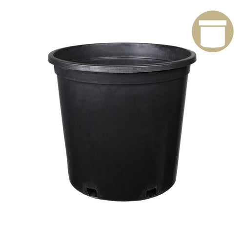 1 Gal. Injection Molded Pot - Oklahoma Growers Supply