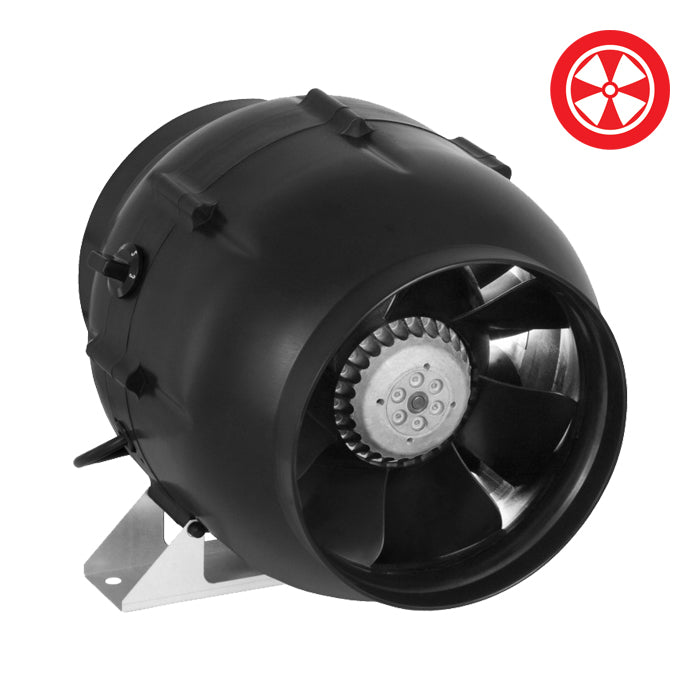 8'' Max Fan High-Output 932 CFM