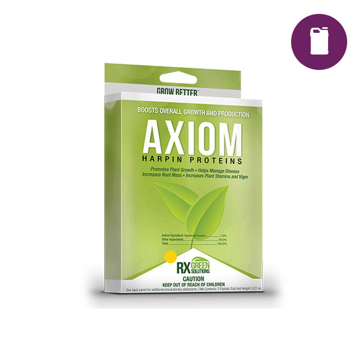 Axiom Growth Stimulator 3pcs - 2g packets