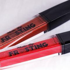 Matte Lip Frosting - Heavy Metals Collection