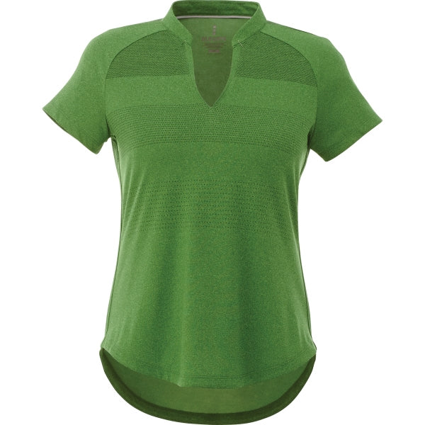 Woman's ANTERO Short Sleeve Polo