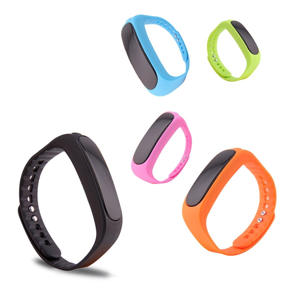 Smart Fitness Tracker Wristband Bluetooth 4.0 Android & IOS