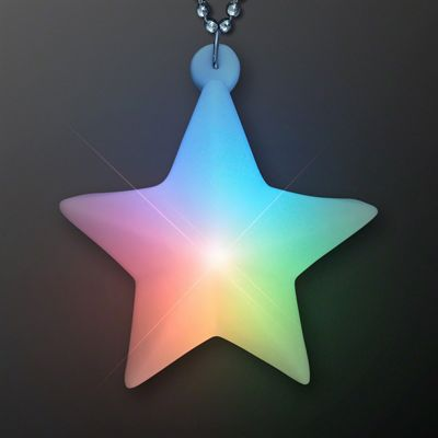Shining Star Deco Light Necklace