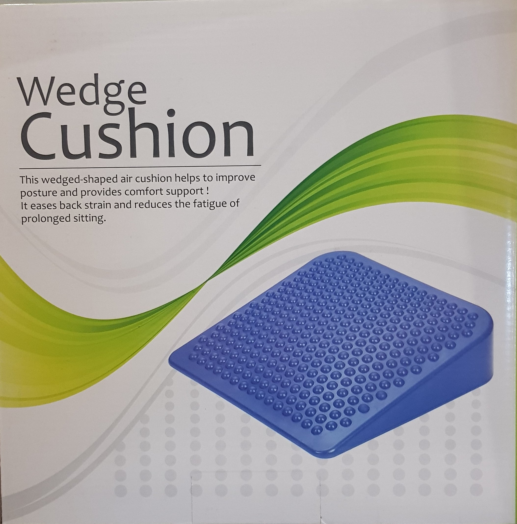 Wedge Cushion Image