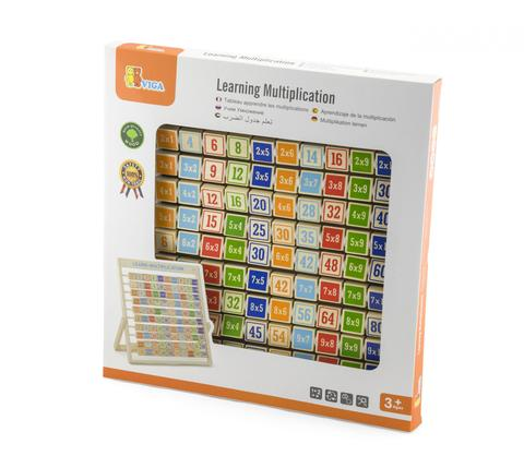 Viga Learning Multiplication Image