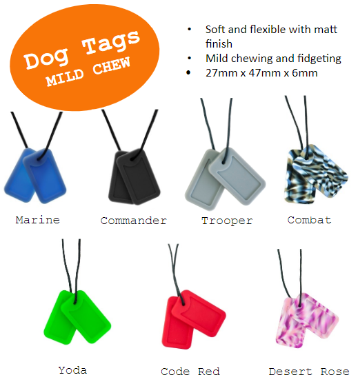 Chewigem Dog Tags Image