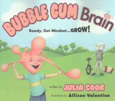 Book Julia Cook - Bubble Gum Brain Image