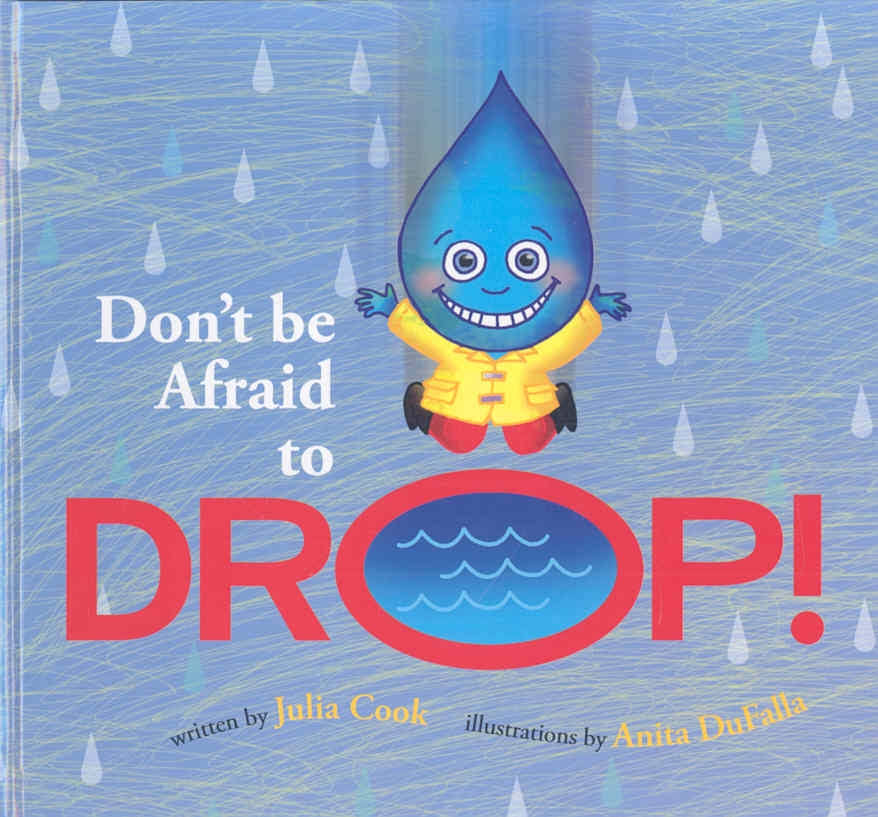 Book Julia Cook - Don't be afraid to drop Image