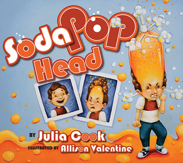 Book Julia Cook - Soda Pop Head Image