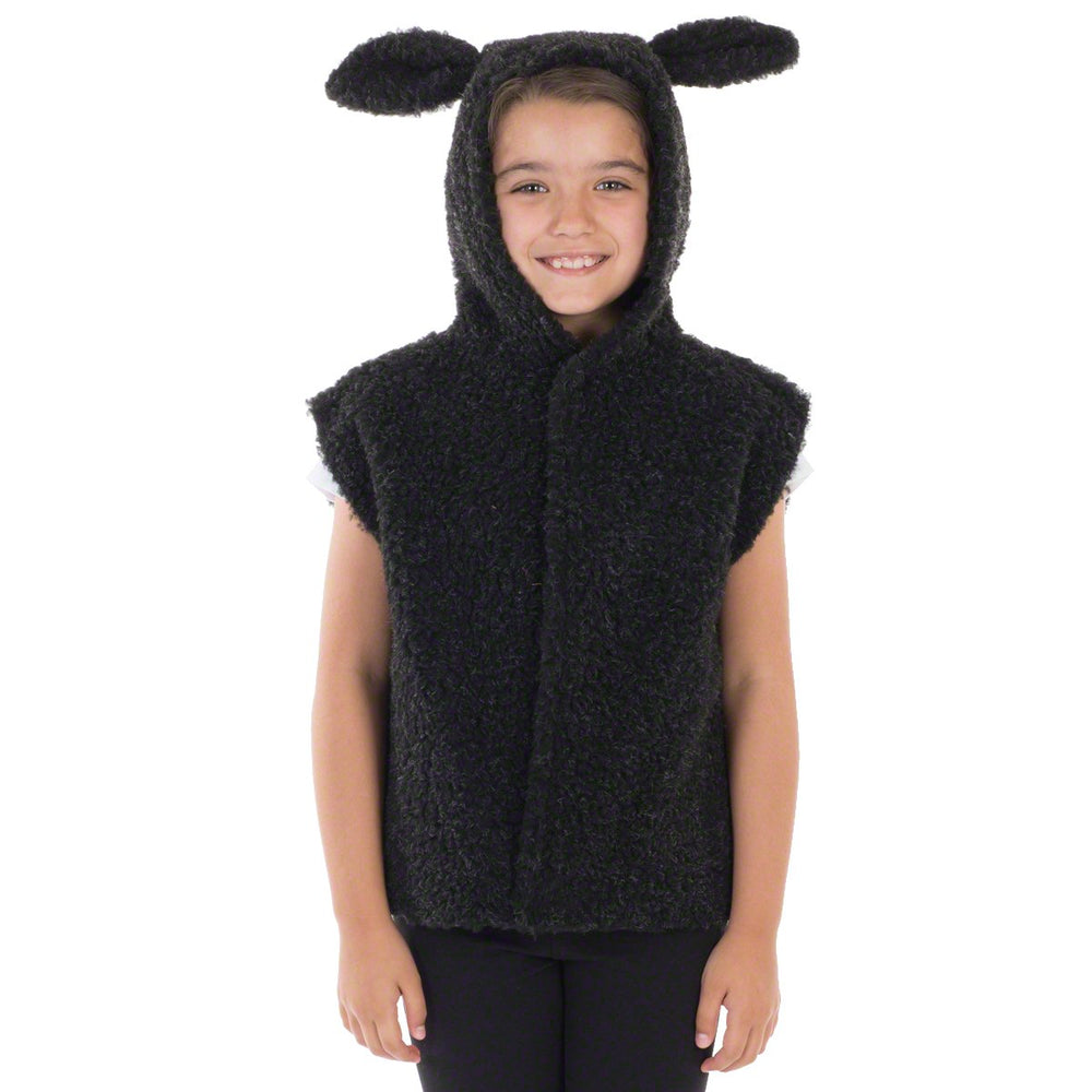 Image of Black Lamb | Sheep costume for kids | Charlie Crow