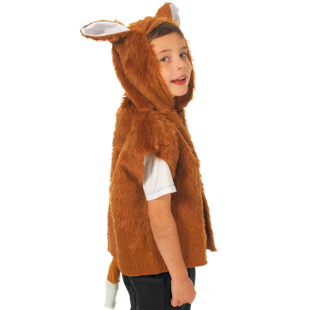 Image of Fox Cub costume for kids | Charlie Crow