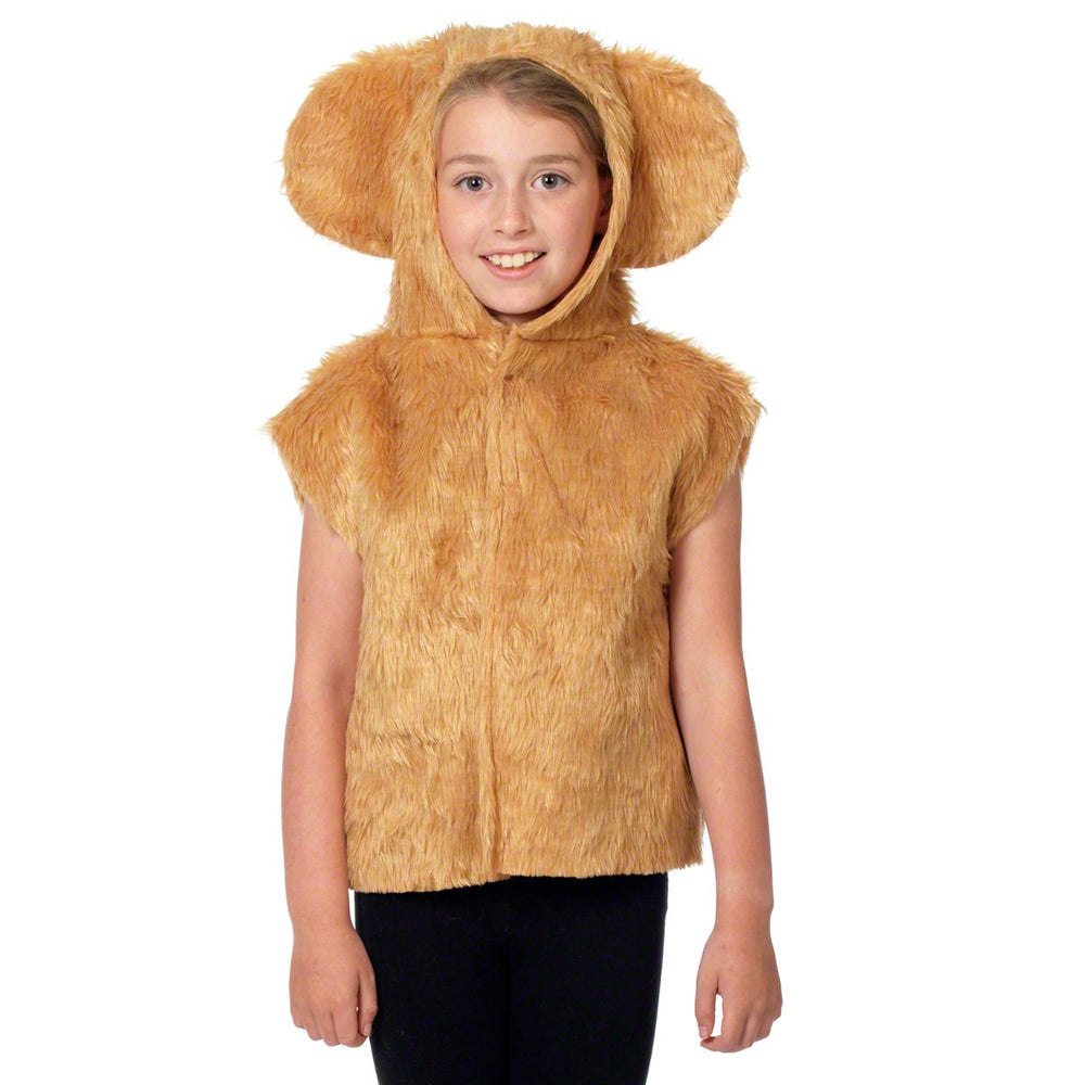 Image of Brown Bear Cub costume for kids | Charlie Crow