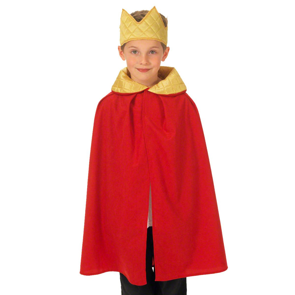 Image of Red King | Queen costume for kids | Charlie Crow