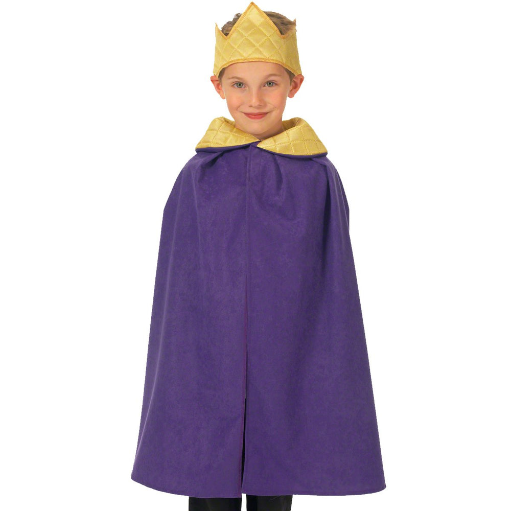 Image of Purple King | Queen costume for kids | Charlie Crow