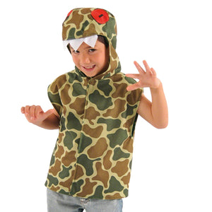 Image of Dinosaur costume for kids |Charlie Crow