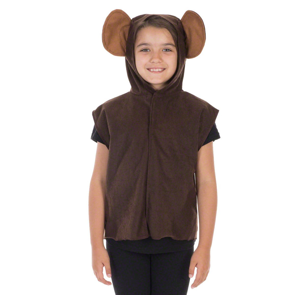 Image of Brown Monkey |Ape costume for kids | Charlie Crow